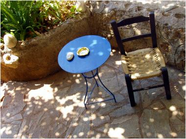 Τραπέζι καφενείου